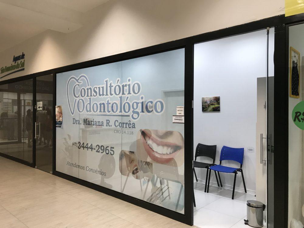 Dra. Mariana Consultório Odontológico