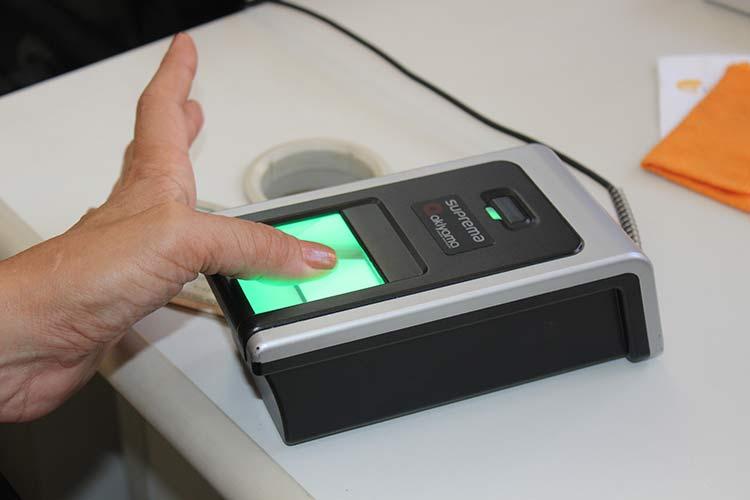 São Francisco – Cadastramento Biométrico – TRE