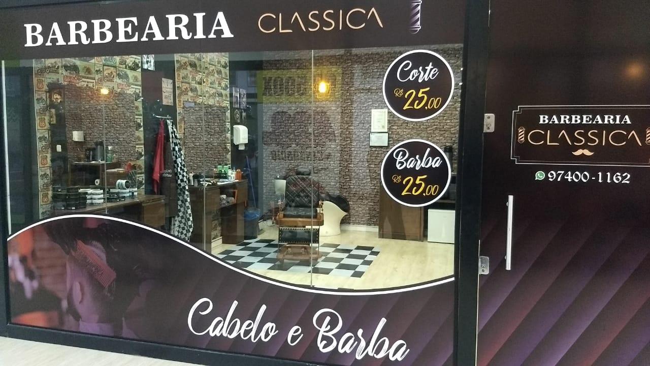 Barbearia Clássica